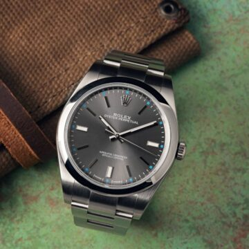 3 High-End Watches to Add to Your Wardrobe