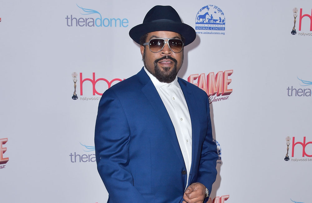 Ice Cube lands new sci-fi role