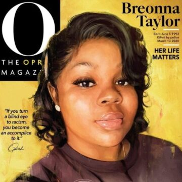Oprah Sets up 26 Billboards for Breonna Taylor in Louisville