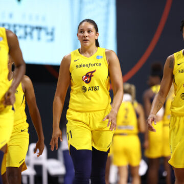 The emotional fatigue of the WNBA bubble Even the league's MVP, A'ja Wilson, has found it hard in Florida