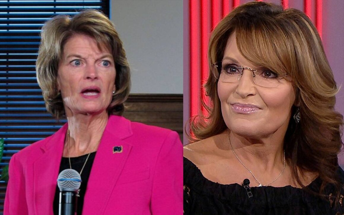 [VIDEO] Sarah Palin Puts Murkowski's Senate Seat on Notice – 'I Can See 2022 From My House'