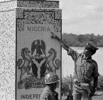 Bitterleaf and Bitter truths: A short tale of the Biafran War