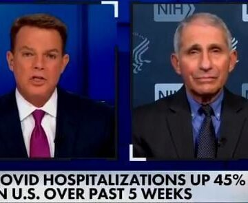 CNBC's Shep Smith asks Dr. Fauci why U.S. can't impose a '111-day lockdown' like the one that worked in Australia