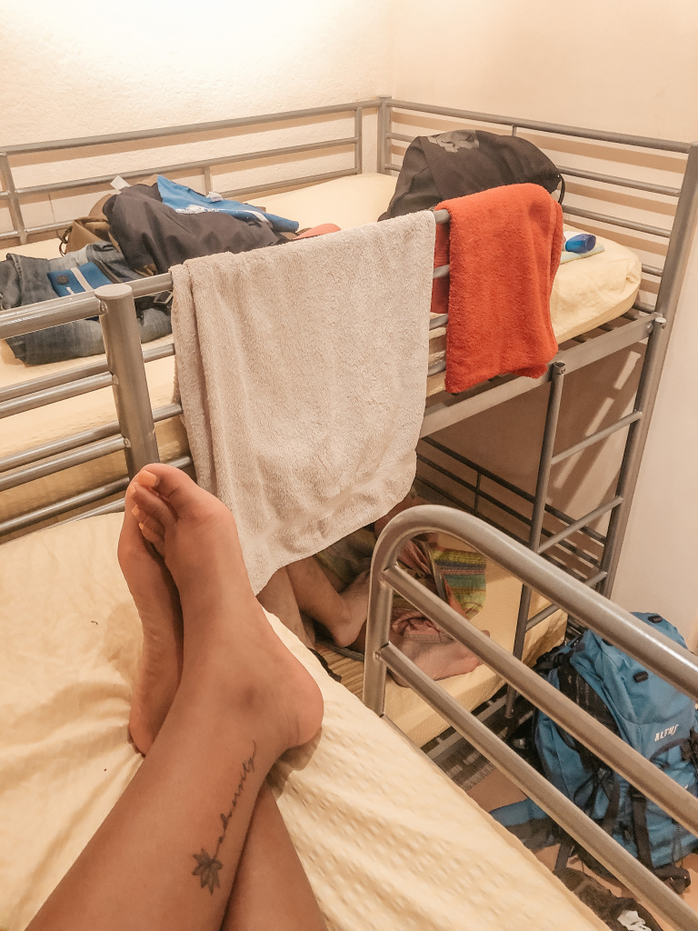 How to Survive Your First Hostel