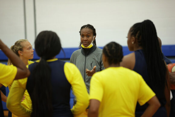 'Not just a one-season thing': WNBA players haven't stopped working How WNBA players and personnel are working within their communities, and abroad, after departing the bubble