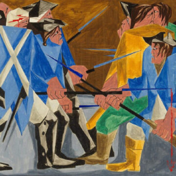 Painting by Famed Black Artist Jacob Lawrence Discovered In Apartment Owned By Couple Who Bought It at an Auction 60 Years Ago