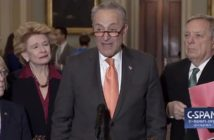 Schumer Issues Unhinged Threat Against the GOP After ACB Confirmation…Warns of a Sinister Plan to Take Back Power