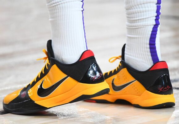 The legacy of the Kobe 5 NBA players talk about the lasting impact of the Nike Zoom Kobe 5 on the 10-year anniversary of its debut