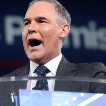 Whistleblower Who Exposed Ex-EPA Chief's Scandalous Conduct Sues EPA Over Retaliation