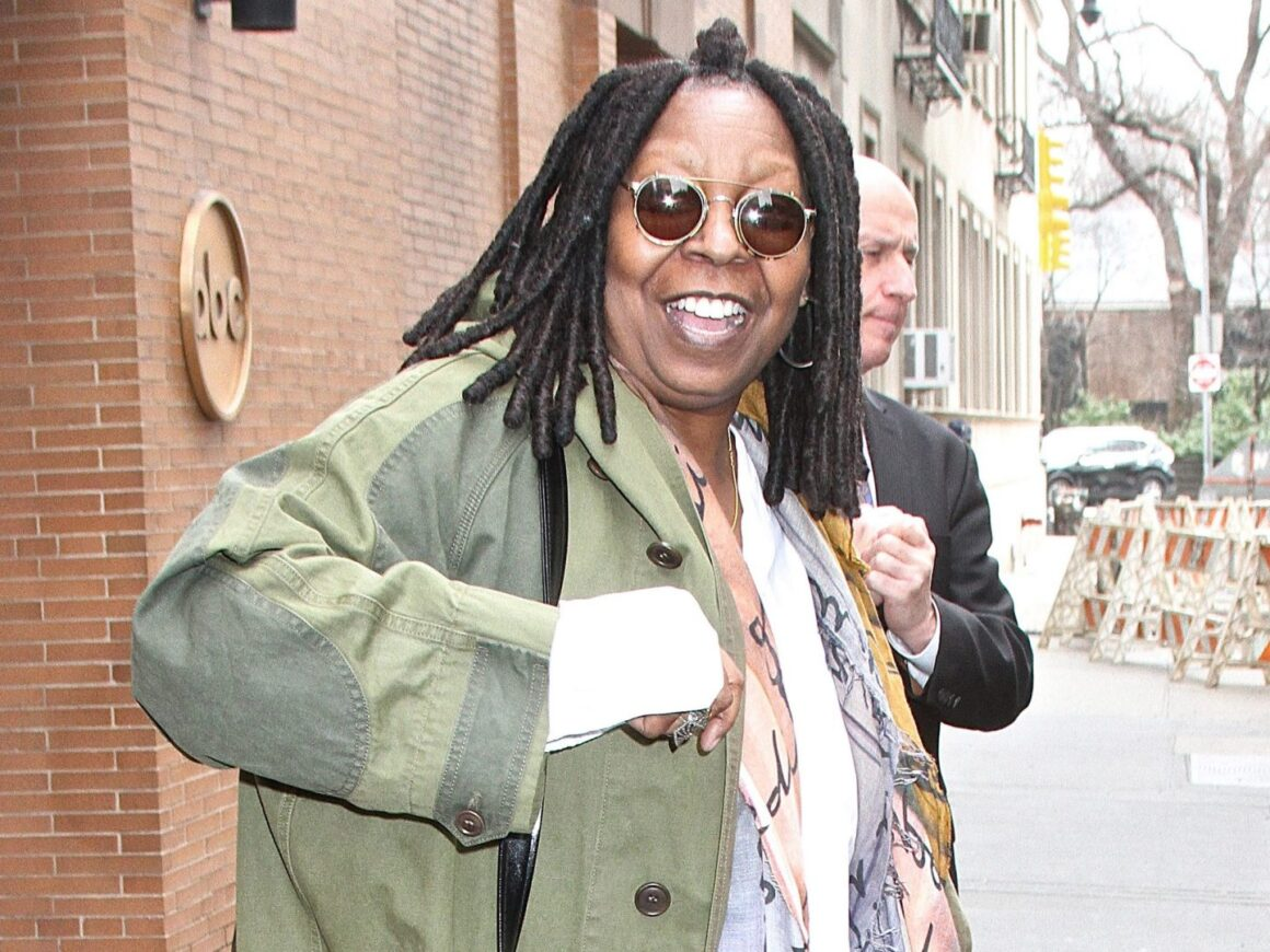 Whoopi Goldberg reveals she is 'working diligently' on 'Sister Act 3'