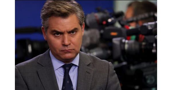 Boo-freakin'-HOO: Jim Acosta going full-out ARGLE BARGLE RAR when Pence won't answer his stupid questions BACKFIRES hilariously