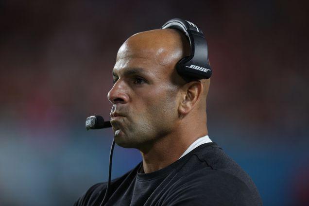 Robert Saleh should be a head coach in the NFL tomorrow