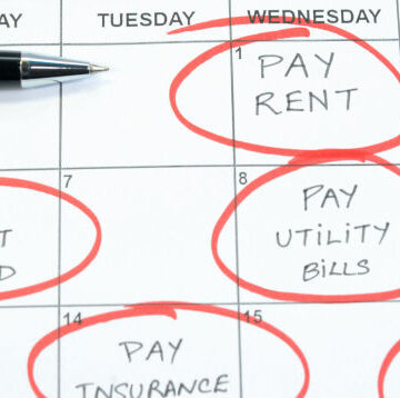 Stay on Track With a Budget Calendar