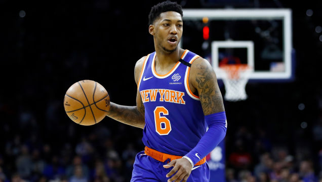 The Knicks baffle fans by continuing to make moves that actually make sense