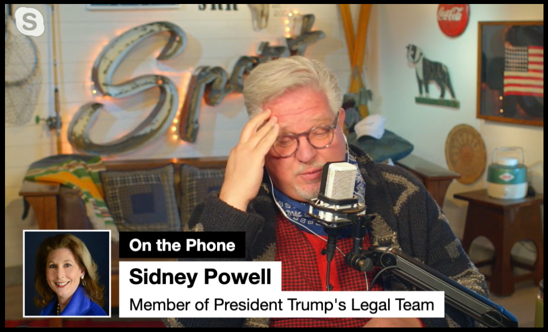 [VIDEO] Newsmax's Greg Kelly Weighs in on the Tucker/Sidney Powell Drama and 100% Nails It
