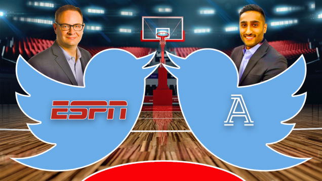'Woj Bombs' vs. 'Shams Wows': Who won opening night of the NBA free agency salvo?