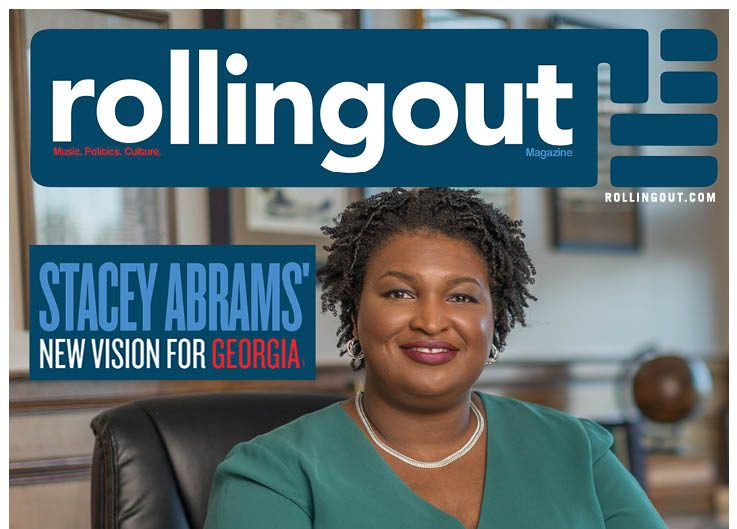 Stacey Abrams launches campaign to combat racial inequities with vaccine