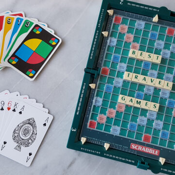 Brilliant Games You Can Take Traveling