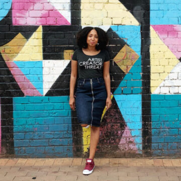 Why I'm in Johannesburg and if I'm coming back