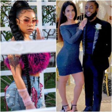 Keyshia Cole Seemingly Throws Shots at Ex Niko Khale After He Posted His New Boo on Instagram