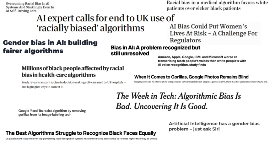 Should We Be Worried About AI Bias?