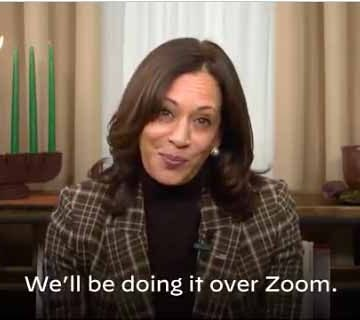 Vice President Kamala Harris given yet another job, this time chairing the National Space Council