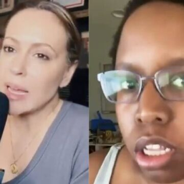 [VIDEO] This Black Woman Just Knocked Alyssa Milano Off Her White Privilege Throne