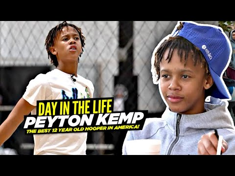12 Year Old Peyton Kemp Life As The #1 Seventh Grader In America! | Day In The Life!