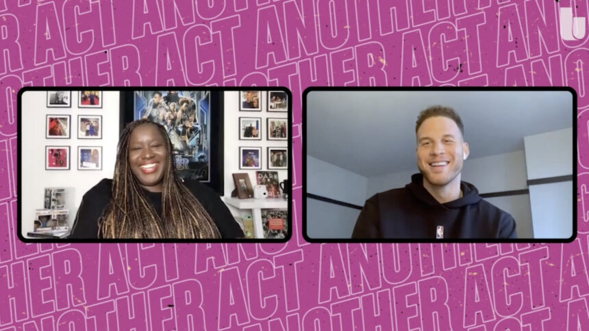 'Another Act': NBA star Blake Griffin talks his podcast 'The Pursuit of Healthiness' and his Hollywood dreams Also, his life in comedy and a possible remake of 'White Men Can't Jump'