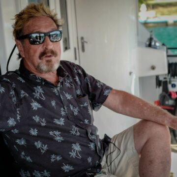 AV mogul John McAfee found dead by hanging in Spanish prison cell