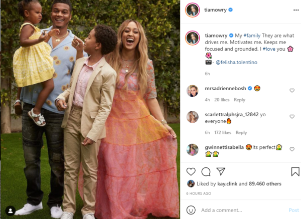 'Cree Is Almost the Same Height as You': Tia Mowry Fans Are Stunned By How Tall Her 9-Year-Old Son Is