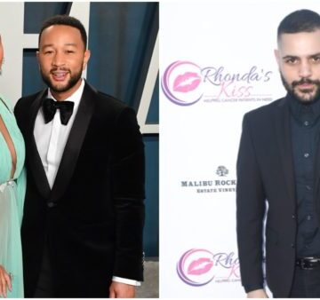 'He Gon Stick Beside Her': John Legend Defends His Wife Against Michael Costello's Bullying Claims, Provides 'Receipts'