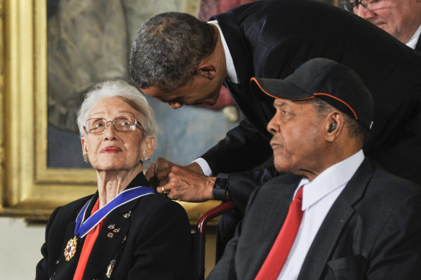 Hidden Figure: A Virginia School Once Named After a Confederate Soldier to be Renamed After Black NASA Mathematician Katherine Johnson