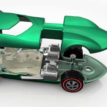 Mattel Joins the NFT Frenzy With Hot Wheels Digital Art