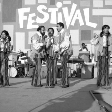 The Harlem Cultural Festival footage is getting wider recognition in the new 'Summer of Soul' documentary Questlove premiered his documentary in Harlem's Marcus Garvey Park, where the festival was held in 1969