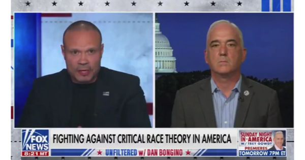 'You're white, are you an oppressor?' Dan Bongino TORCHES former Obama aide during Critical Race Theory debate and DAMN (watch)